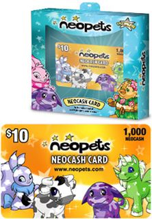 Orange NeoCash Card