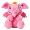 Pink Elephante Plushie