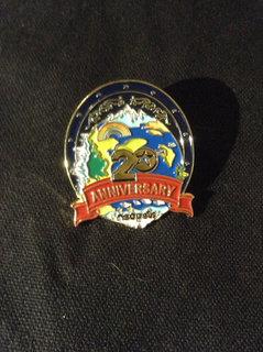 Neopets 20th Birthday Pin