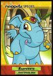 Blue Elephante